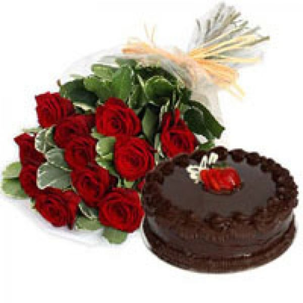 Flowers Cake Online Delivery Durgapur