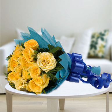 Yellow Rose Delivery Durgapur Online