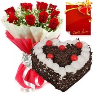 Cake Flower Card Delivery Shop